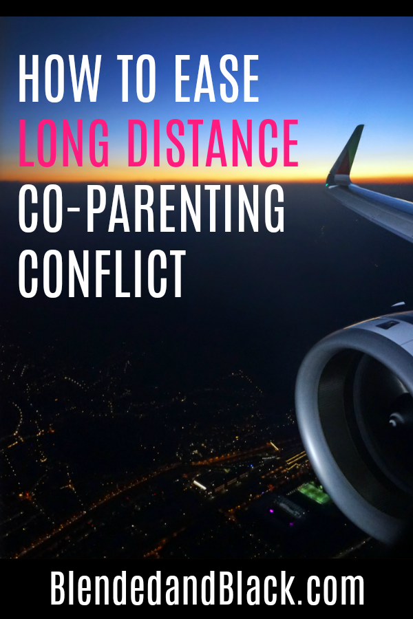 How To Ease Long Distance Co-Parenting Conflict